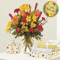 Birthday Arrangement, Ecuador